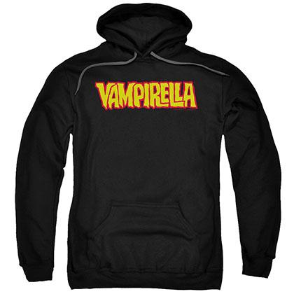Vampirella Logo Black Pullover Hoodie