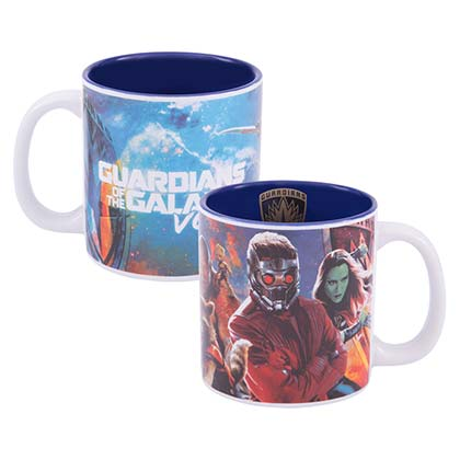Guardians Of The Galaxy Jumbo Coffee Mug