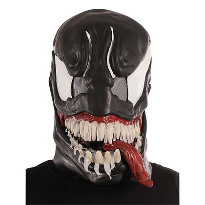 Venom Spider-Man Deluxe Halloween Costume 3/4 Mask