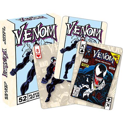 Venom Full Deck Of Cards