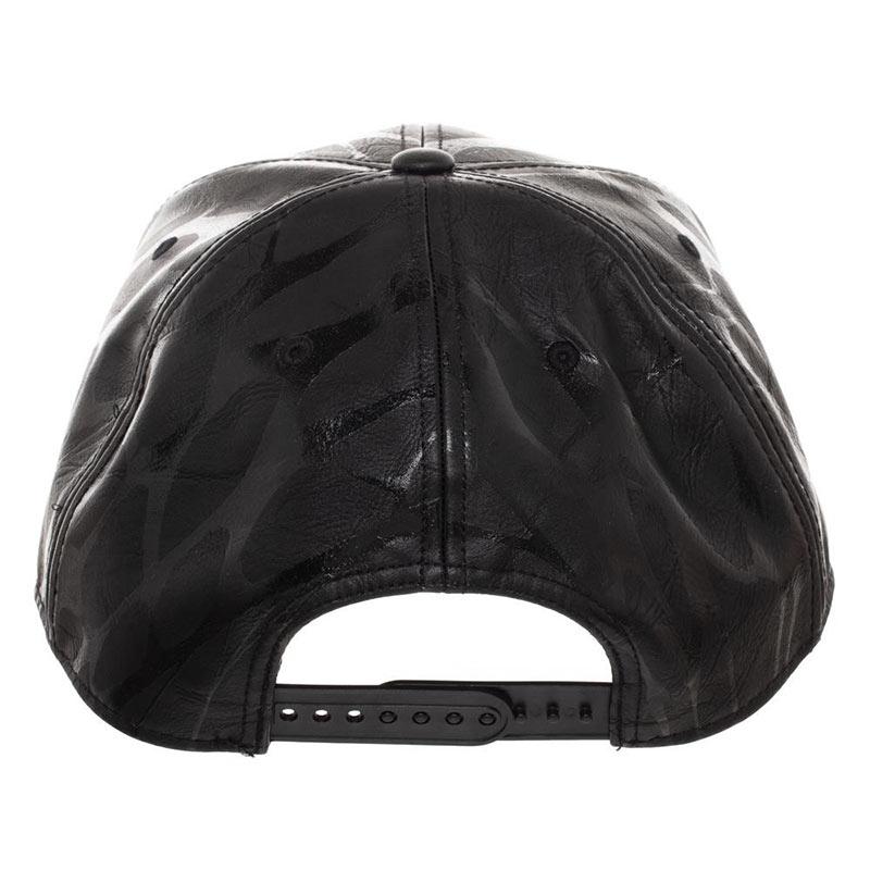 Venom Logo Black on Black Snapback Hat  2c5e2e90e99