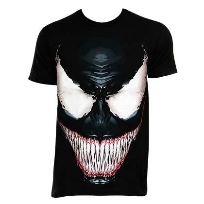 Venom Sinister Smile Tee Shirt