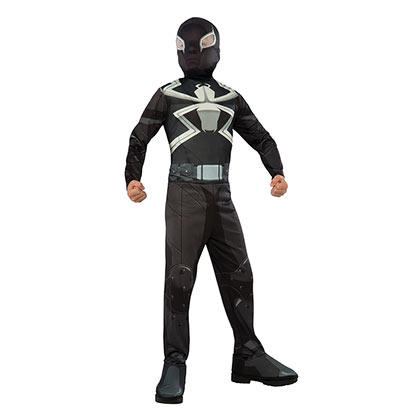 Spider-Man Agent Venom Kids Youth Halloween Costume