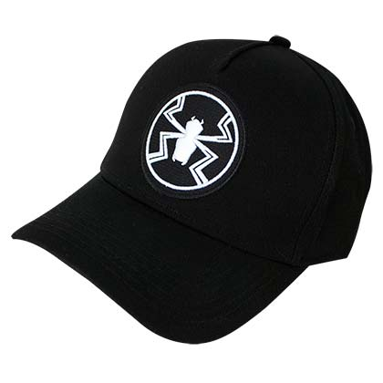 Marvel Venom Logo Men's Black Hat