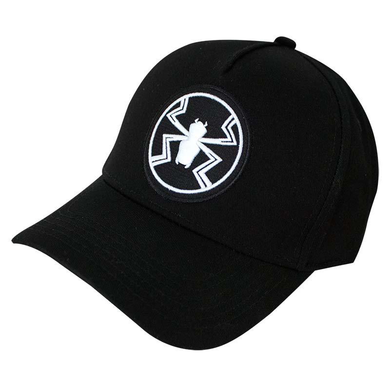 Marvel Venom Basic Logo Men's Black Hat