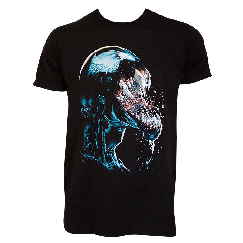 Venom Men's Black Awaken T-Shirt
