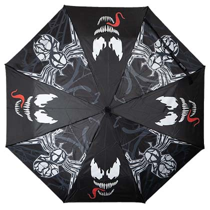 Venom Black Water Reactive Color Change Umbrella