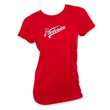 Victoria Women's Red T-Shirt