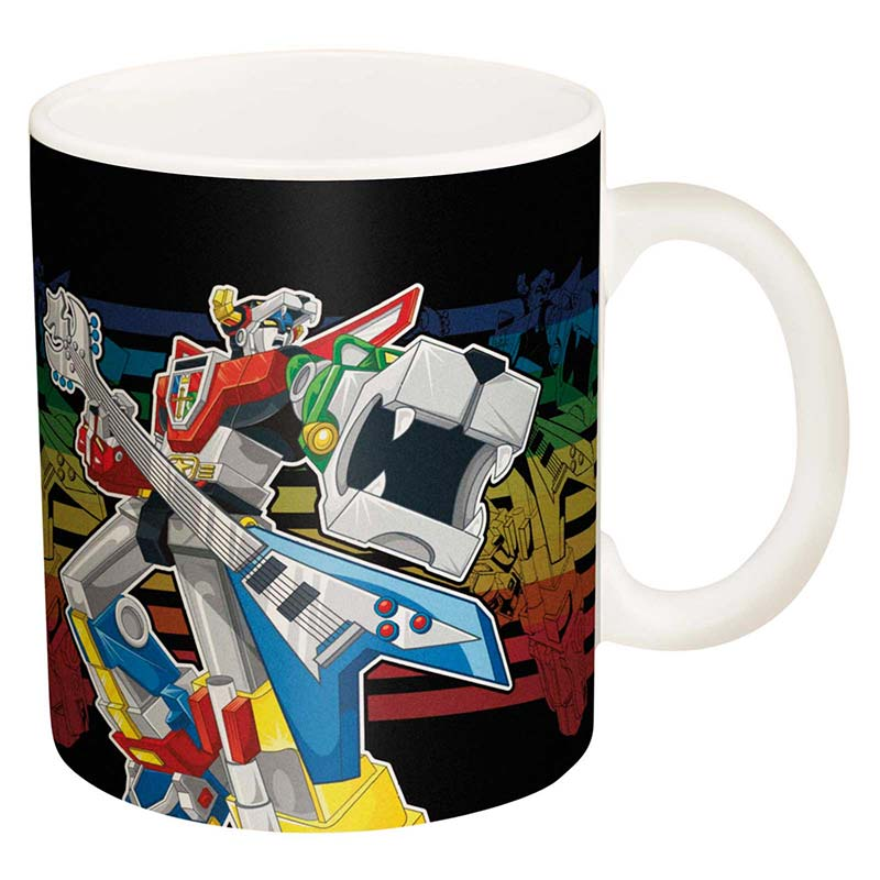 Voltron Defender Of The Universe Coffee Mug