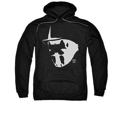 Watchmen Rorschach Face Black Pullover Hoodie