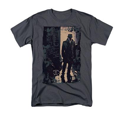 Watchmen Rorschach Light Gray T-Shirt