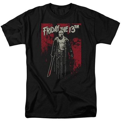 Friday the 13th Dripping Blood Tshirt