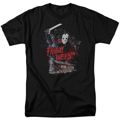 Friday the 13th Cabin Tshirt