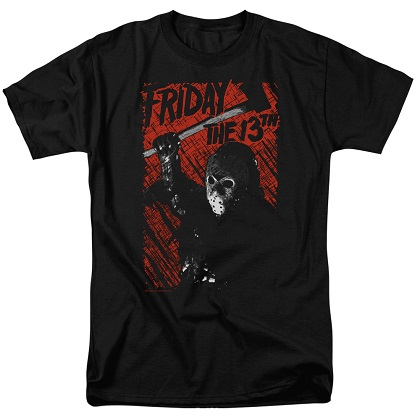 Friday The 13th Jason Lives Tshirt