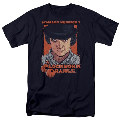 Clockwork Orange Sinister Stare Tshirt