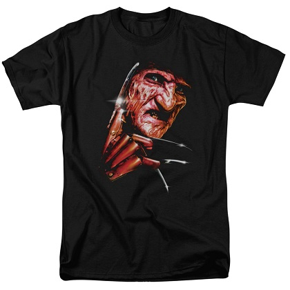 Nightmare On Elm Street Freddy Tshirt