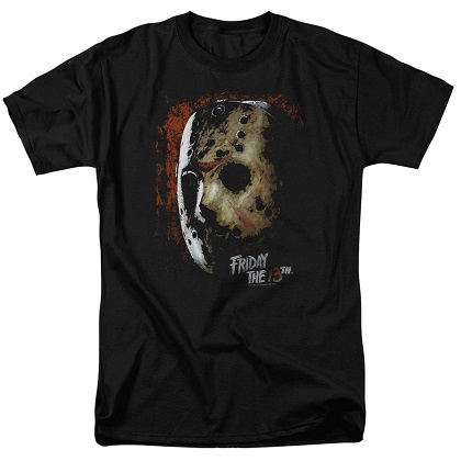 Friday the 13th Hockey Mask Tshirt