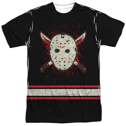 Friday the 13th Vorhees Jersey