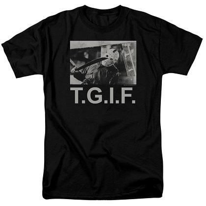 Friday The 13th TGIF Tshirt