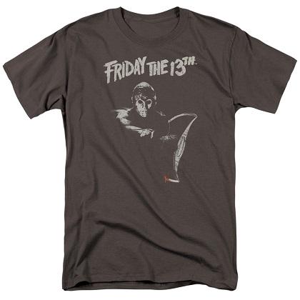 Friday The 13th Axe Tshirt