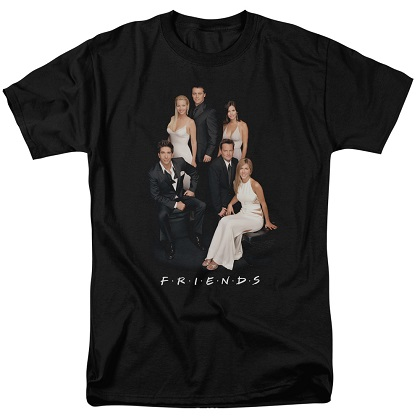 Friends Logo Tshirt