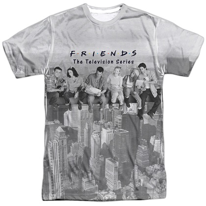Friends Lunch Break Tshirt