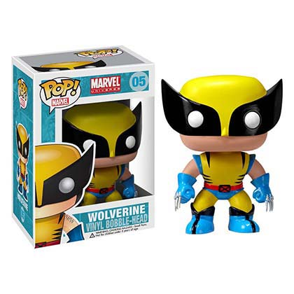 Funko Wolverine Pop Bobble Head