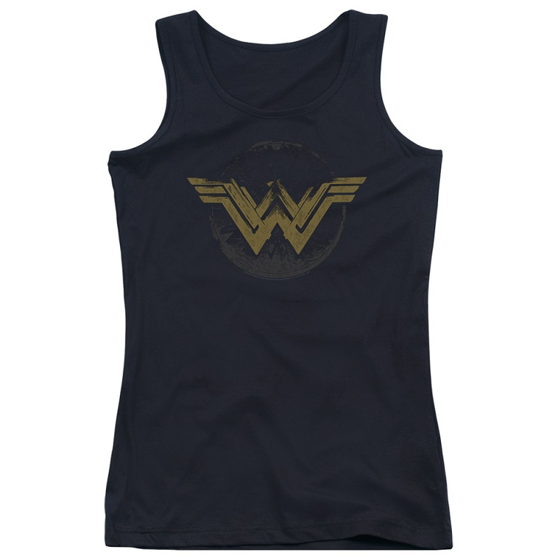 edc6c2e1803 item was added to your cart. Item. Price. Wonder Woman Distressed Logo Women s  Tank Top