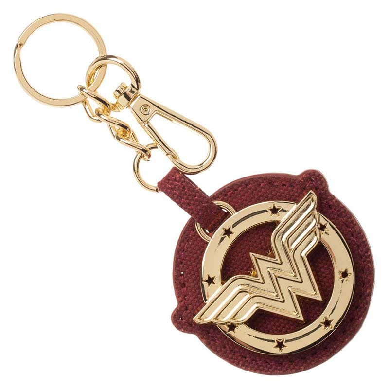 Wonder Woman Movie Logo Keychain