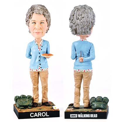 Walking Dead Carol Bobble Head