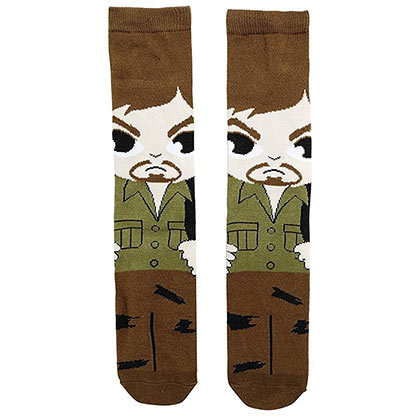 Walking Dead Men's Daryl Crew Socks
