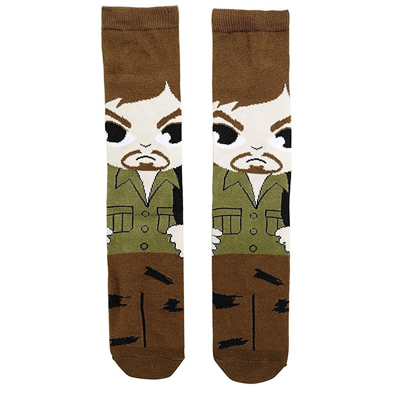 Walking Dead Men's Daryl Crew Socks