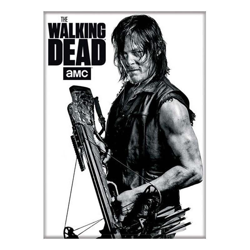 The Walking Dead Daryl Magnet