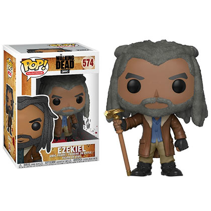 Walking Dead Ezekiel Funko Pop Vinyl Figure