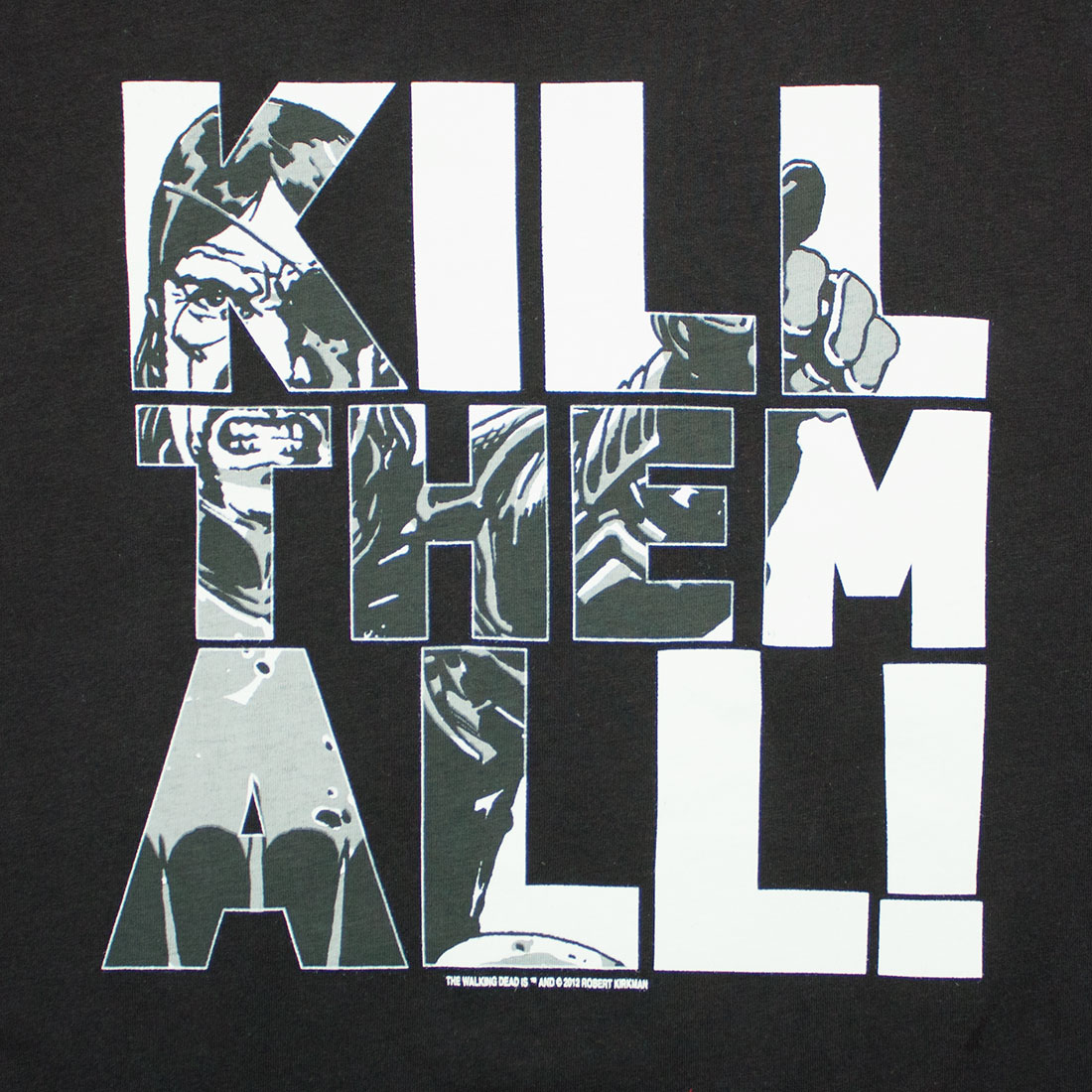 The Walking Dead Kill Them All! Tshirt