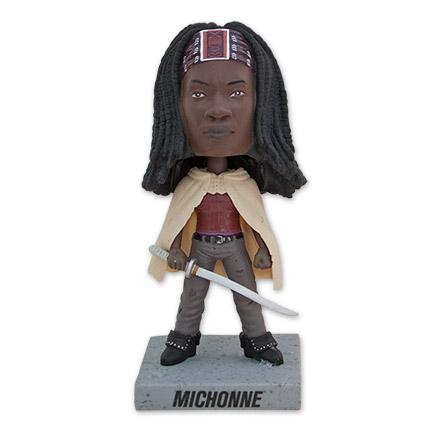 Walking Dead Michonne Bobble Head