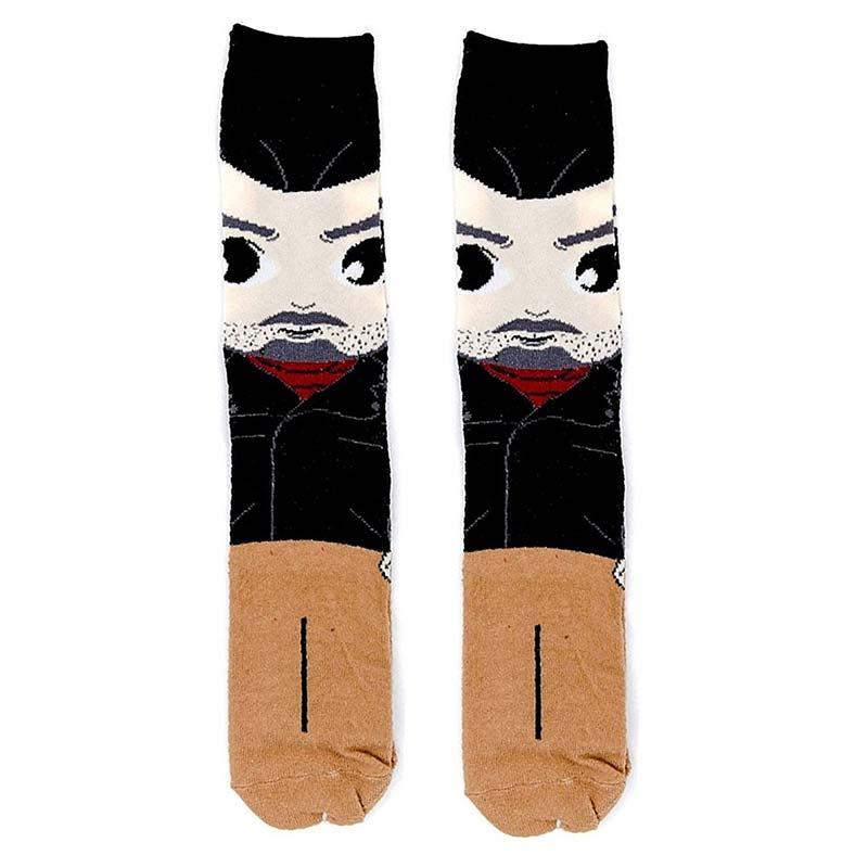 Walking Dead Negan Men's Crew Socks