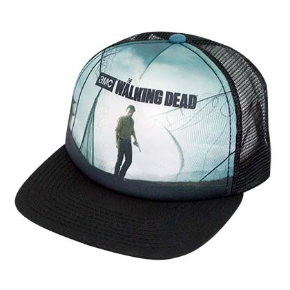 Walking Dead Mesh Trucker Hat