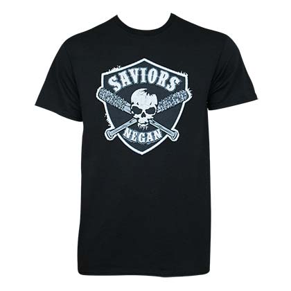 Walking Dead Saviors Tee Shirt