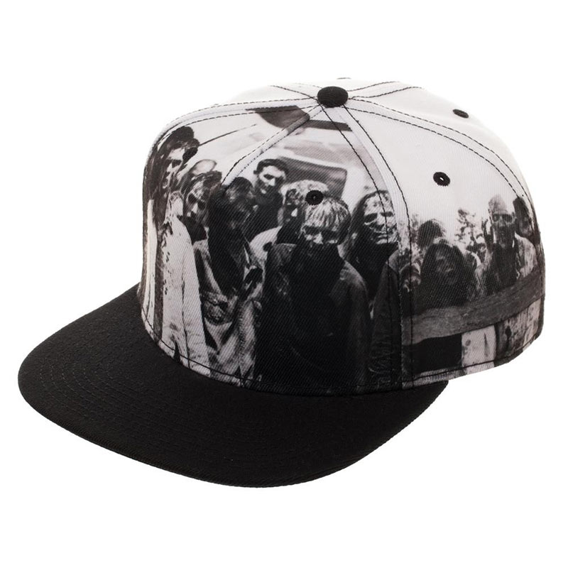 Walking Dead Snapback Hat