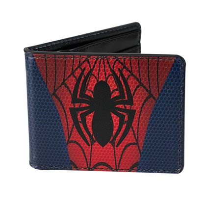 Spiderman Comic Wallet