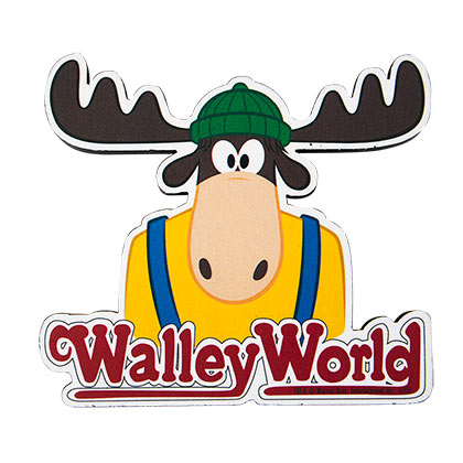 National Lampoon's Vacation Walley World Block Magnet