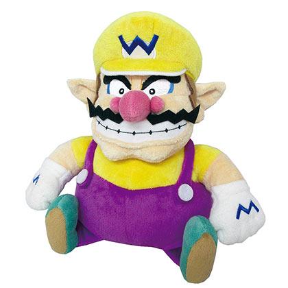 Nintendo Mario Bros. Wario Plush Doll