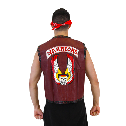 The Warriors Gangster Vest Costume