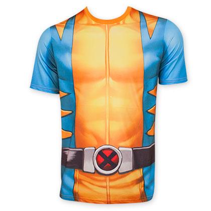 Wolverine Sublimated Costume Tee Shirt