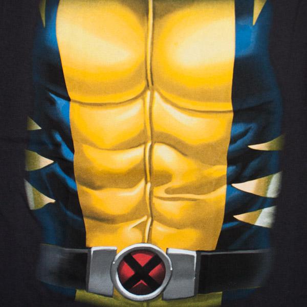 Wolverine Costume T-Shirt - Black