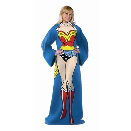 Wonder Woman Ladies Snuggie