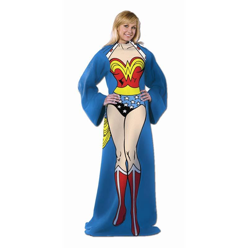 Wonder Woman Ladies Snuggie