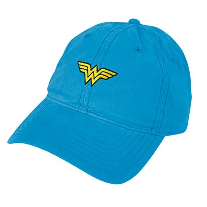 Wonder Woman Blue Dad Hat