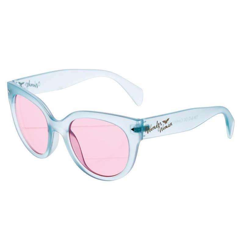 Wonder Woman Clear Sunglasses